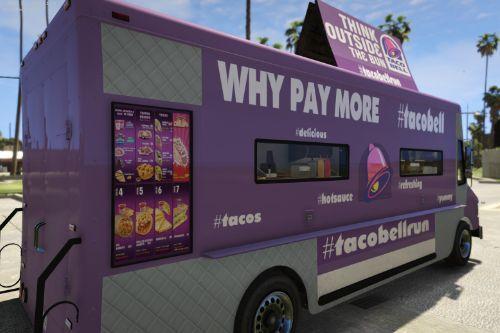 Taco Bell Van