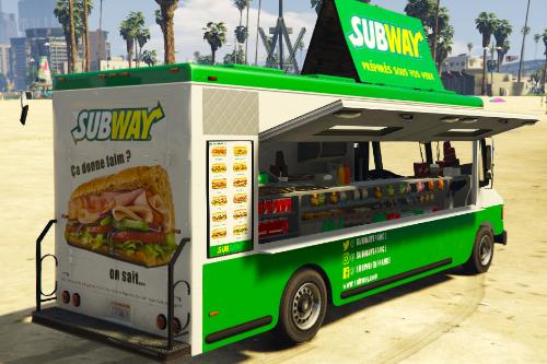 Taco Van – Subway Texture [English/French Version]