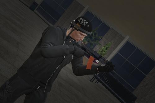 Tactical AK-74U