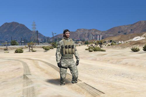 Tactical Vest [EUP][FiveM]