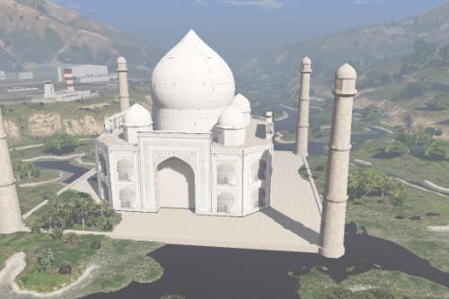 Taj Mahal Prop [AddonProps \ Map editor]