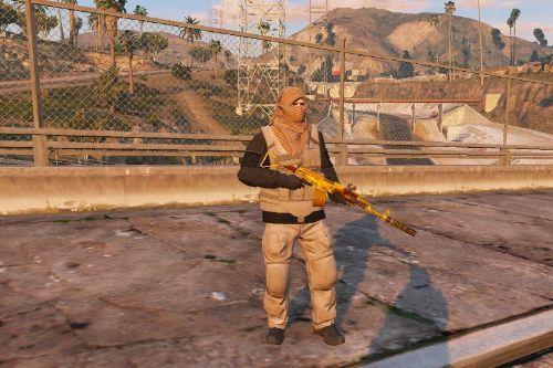 Terrorist outfit (menyoo)