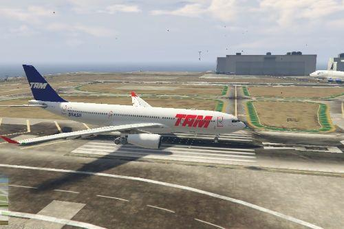 TAM a330-200 livery pack