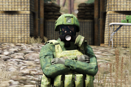 Tambovmash GP-21 Gas Mask
