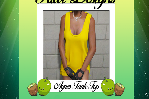 Tank top for MP Female