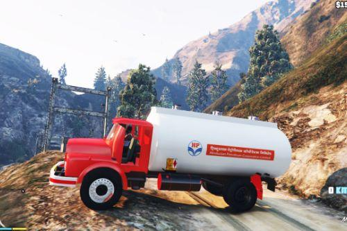 Tanker Lorry [Add-On / Replace]