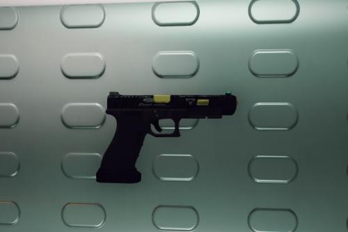 Taran Tactical Glock 34 Combat Master [Animated] [SP & FiveM]
