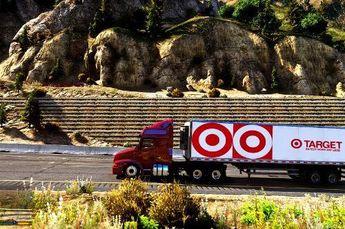 Target Trailer Livery