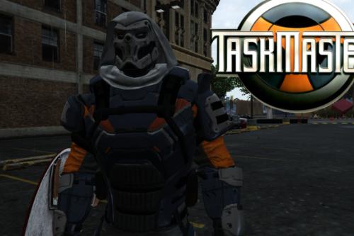 Taskmaster Marvel  [Add-On Ped]