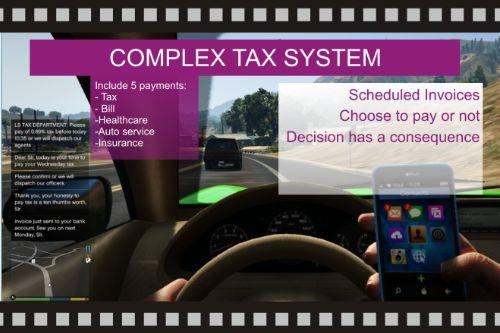 Complex Tax & Invoices Payment