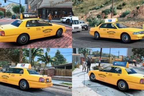 Taxi Ads (Save OpenIV,BOYCOTTT2...)