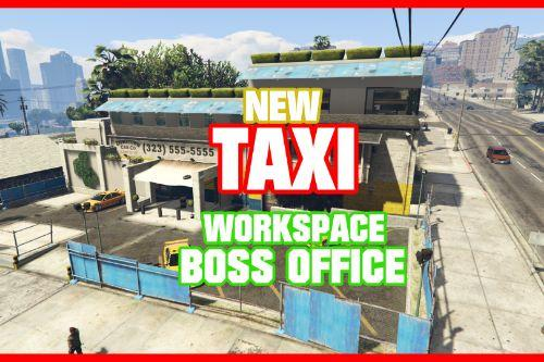 Taxi office ( YMAP )
