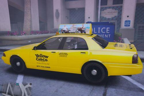 New Taxi Ads