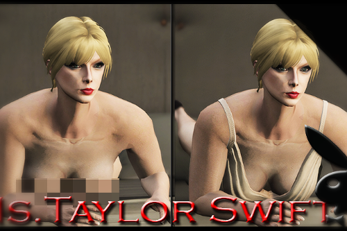 "Taylor Swift 18+  ""Requested Character"""