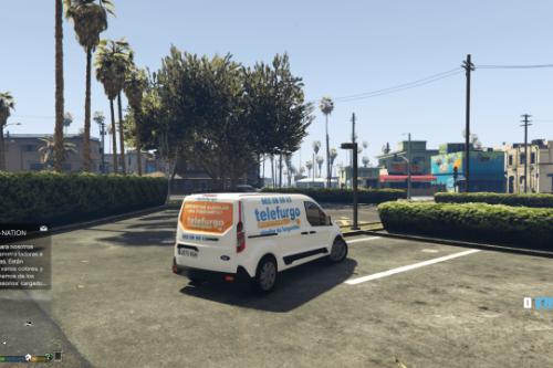 Telefurgo Ford Connect Van
