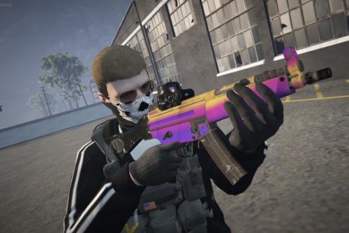 Tempered MP5A4 [SP/FiveM]