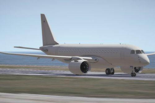 Template Embraer E-175 E-2