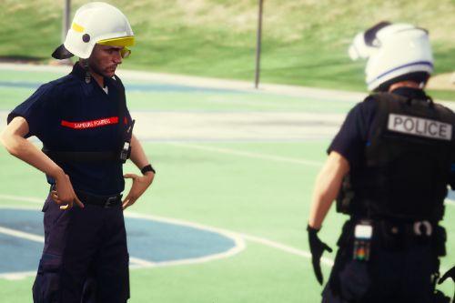 Tenue F1 Sapeurs Pompiers