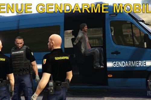 Tenue Gendarmerie Mobile - French Riot Ped