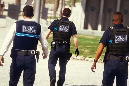 Tenue Police Municipale