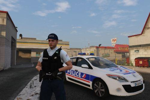 Tenue Police Nationale