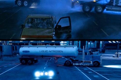 Terminator 2 tanker trailer