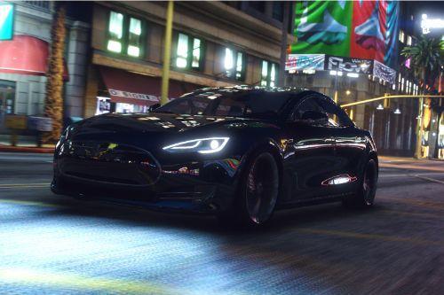 Tesla Model S [Add-on]
