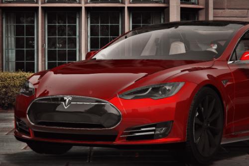 Tesla Model S [Add-On / Replace | FiveM | LODs]