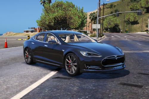 Handling for Tesla Model S (Plaid version)