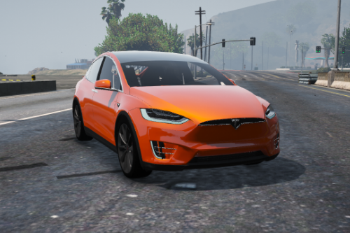 Handling for Tesla Model X