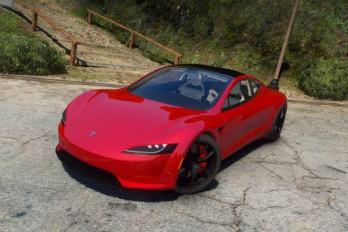 Tesla Roadster 2020 [Add-On | Unlocked | Extra | DirtMap | Auto Spoiler]