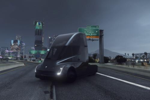Tesla Semi (Addon)
