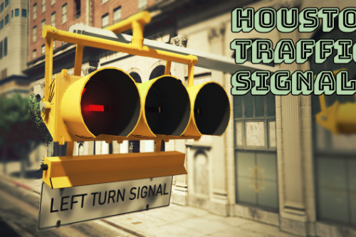 Houston Traffic Signal Pack