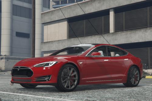 Texture change for tk0wnz's Tesla Model S P90D