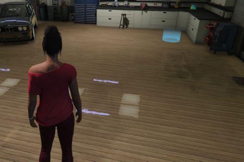Online Garage Floor Retextures
