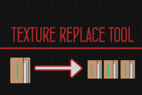 Texture Replace Tool
