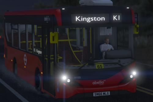 TFL - London - Alexander Dennis - Enviro 200 MMC 89M - Bus