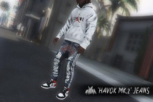 Tha Havok Cult Sagged Jeans MK.2 (SP/MP)