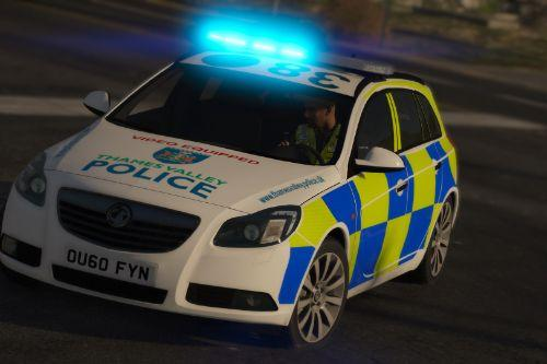 Thames Valley Police 2010 Vauxhall Insignia Estate RPU