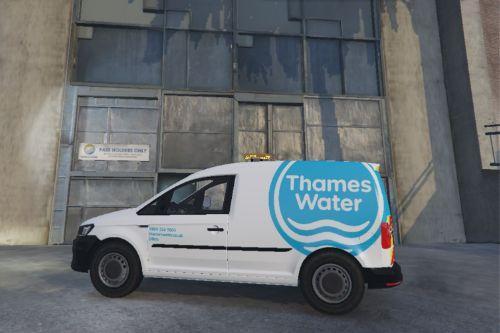 Thames Water Volkswagen Caddy (SKIN)