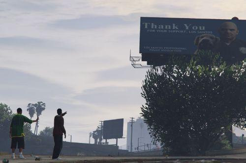Thank You, Los Santos
