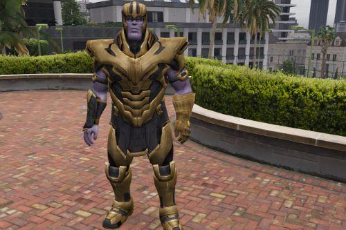 Thanos Avengers Endgame (Retexture)