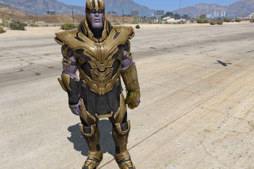 Thanos (Endgame Retexture )