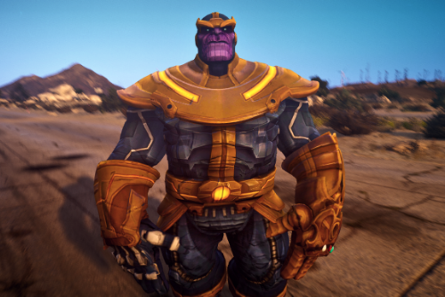 Thanos (marvel contest of champions)