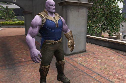 Thanos (Retexture)