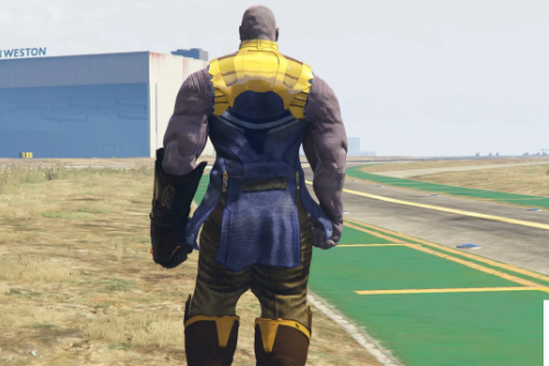 Thanos HD Infinite War - ini file