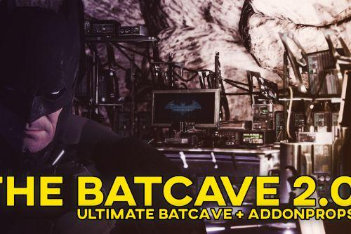 The Batcave + Add-On Props