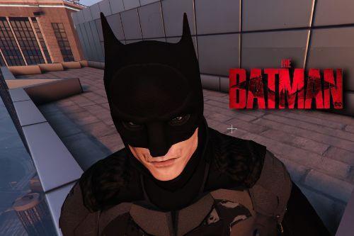 the BATMAN 2022  - Retexture