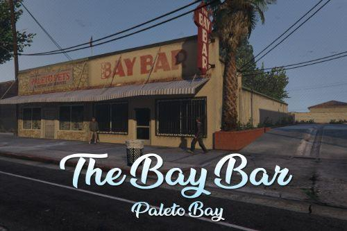 The Bay Bar Interior (Irish Style) [YMAP/Map Builder]