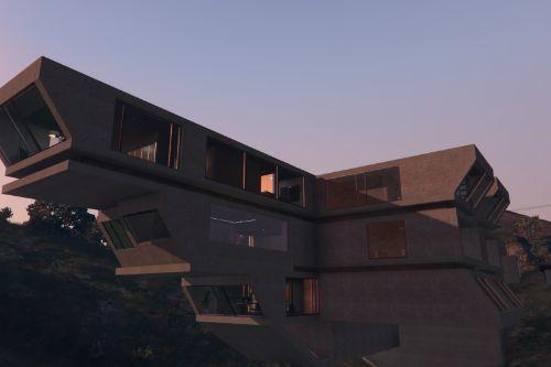 The Big F (Franklin's Secret Agent Mansion) [MapEditor]
